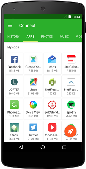 Xender - The mobile file transfer and sharing app